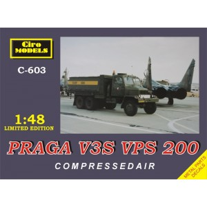 C-603 Praga V3S compressed air loader